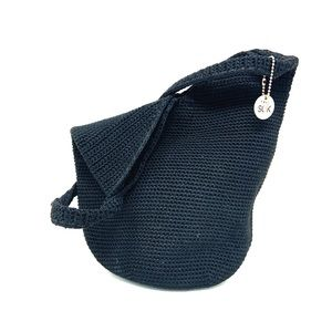 The Sac Shoulder Bag Black
